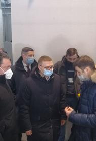 Губернатор Челябинской области побывал в НИИ радиотехнических комплексов