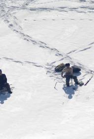 В Архангельской области спасли провалившихся под лед рыбаков