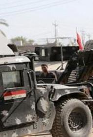 Иракские силовики захватили 15 бойцов «черного халифата»