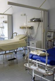 В Чите шестилетний ребенок выпал из окна детской больницы