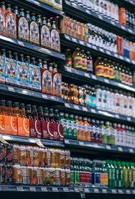 Общественник Хамзаев предложил убрать крепкий алкоголь из продуктовых