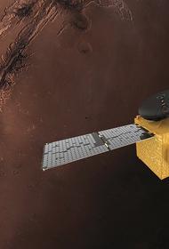 Космический корабль Объединенных Арабских Эмиратов готовится выйти на орбиту Марса