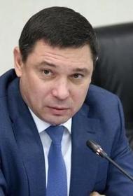Евгений Первышов уехал в командировку в Москву