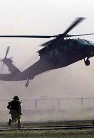Американские военные доставили амуницию на свою базу в Сирии