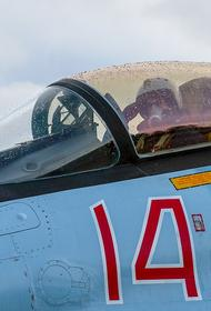 Появилось видео из района применения Арменией штурмовиков Су-25 в первые дни войны в Карабахе