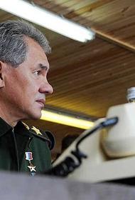 Министры обороны России и Израиля обсудили пути взаимодействия в Сирии