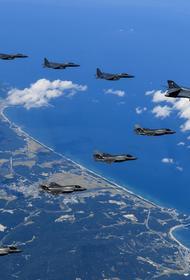 Украина хочет предоставить авиации НАТО южный сектор своего воздушного пространства