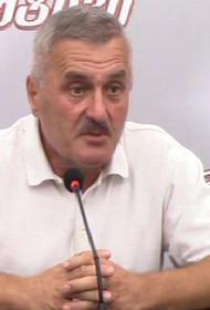 Бывший начальник Генерального штаба ВС Грузии: Россия Черное море никому не отдаст