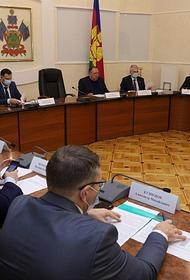 В ЗСК обсудили изменения в ряд налоговых законов