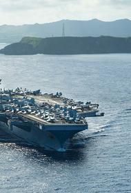Издание Baijiahao: в случае войны Россия может ударить ядерными «Посейдонами» по авианосцам и прибрежным городам США