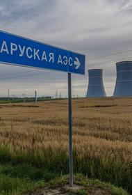 Европарламент выступил с призывом приостановить запуск Белорусской АЭС