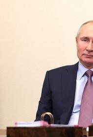 Путин ответил на вопрос о гипотетическом присоединении Донбасса к России