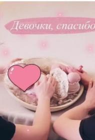 Невестка Валерии организовала первую фотосессию своей дочери