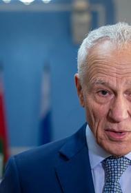 РБК: Госсекретарь Союзного государства России и Белоруссии Григорий Рапота намерен уйти в отставку