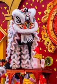 В Китае Новый Год наступил только сегодня