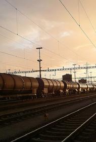 В Нижегородской области с рельсов сошли несколько вагонов товарняка