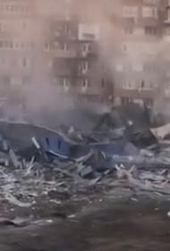 Известно об одном пострадавшем в результате взрыва в супермаркете во Владикавказе