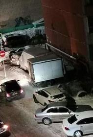 В Иваново бизнесмена расстреляли в собственном дворе