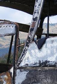 В Нигерии девять человек погибли в столкновении автобуса с грузовиком