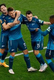 «Зенит» разгромил сборную Узбекистана 4:0