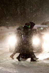 Улицы и переулки в центре Москвы могут перекрыть для уборки снега