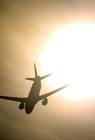 Самолёт с 99 пассажирами на борту после сигнала датчиков возвратился в аэропорт вылета Екатеринбург