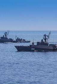 Противолодочные корабли Северного флота отработают поиск вражеских субмарин в Баренцевом море