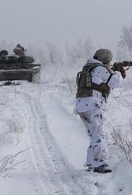 Украинские силовики подорвались на своих же минах, утверждают в ЛНР