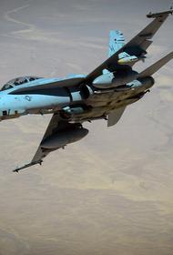 RAND: российский Су-35 мог «отключить» системы американского Super Hornet в небе Сирии