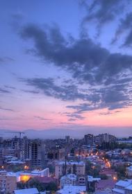 Новое землетрясение произошло вблизи Еревана