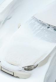 В Москве из-за снегопада стал чище воздух