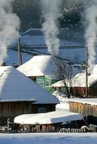 В Нижегородской области провал почвы на глубину пять метров произошёл в деревне Бабасово