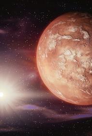Сближение Луны и Марса можно увидеть на небе в ближайшие дни