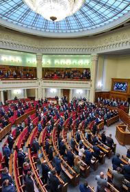 Украина призвала ООН, Европарламент, НАТО и ОБСЕ усилить давление на Россию
