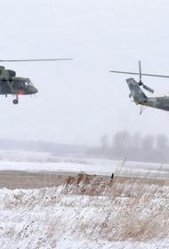 В учениях ЦВО задействовано более 5 тыс. военнослужащих