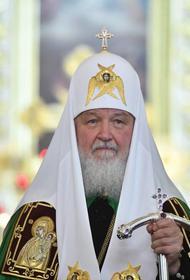 Президент Сербии Вучич наградил патриарха Кирилла орденом