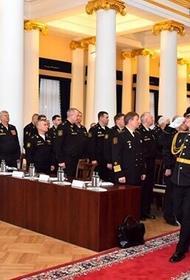 Во Владивостоке прошел первый этап оперативного сбора руководящего состава ВМФ РФ