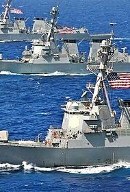 США планирует увеличить военный контингент в Черном море