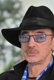 Актер Михаил Боярский госпитализирован в Санкт-Петербурге