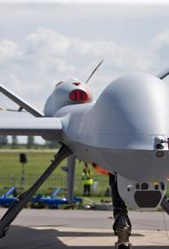 Сайт Avia.pro: российская система РЭБ в Сирии могла спровоцировать столкновение двух ударных дронов США