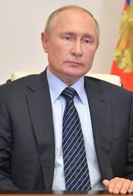 Путин оценил решение Зеленского закрыть три ведущих телеканала на Украине