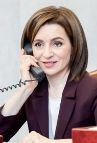 Санду лишила молдавского олигарха государственной награды