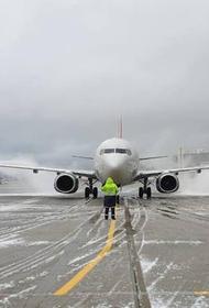 В аэропорту Сочи не смогли зайти на посадку 4 борта