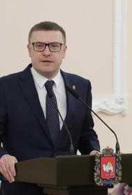 Алексей Текслер снова один из самых популярных губернаторов в Телеграме