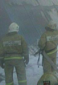 При пожаре в частном доме в Пермском крае погибли два ребенка