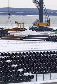Глава правления «Нафтогаза» назвал вопросом жизни и смерти остановку строительства «Северного потока – 2»