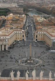 Работающих в Ватикане могут увольнять за отказ прививаться от коронавируса