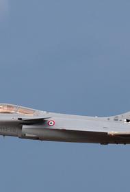 Выложено видео из района перехвата Су-27 французских военных самолётов, приближавшихся к границе России
