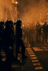 Испанские протесты из-за осуждённого рэпера привели к столкновениям на улицах