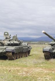 В Абхазии российские военные провели ряд учений в обстановке близкой к боевой